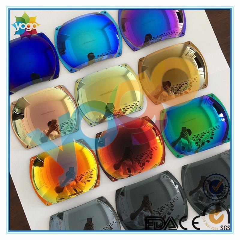 Hard Coating Anti-Seawater Hydrophobic Oleophobic Polycarbonate Injection Polarized Lens
