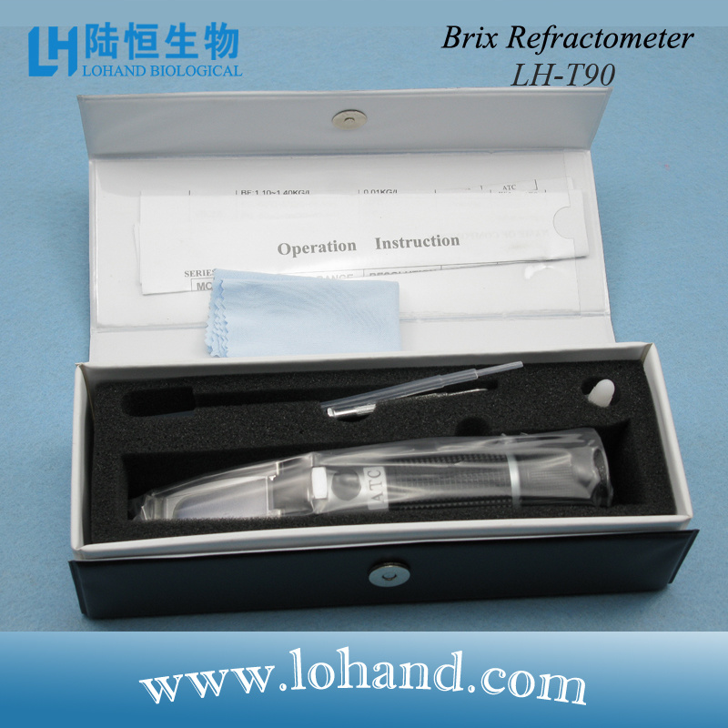 High Quality Digital Refractometers for Sale (LH-T90)