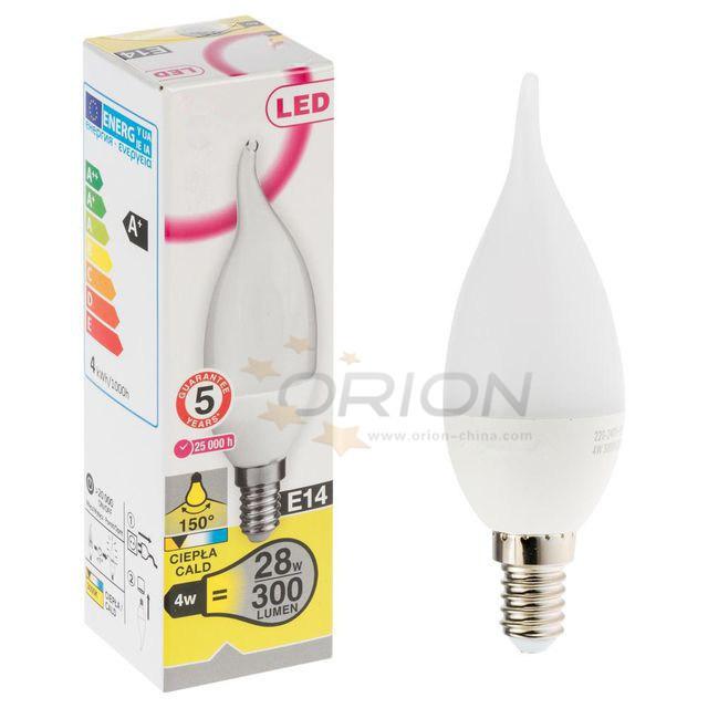 Energy Saving LED Candle Light 5W E14 LED Bulb