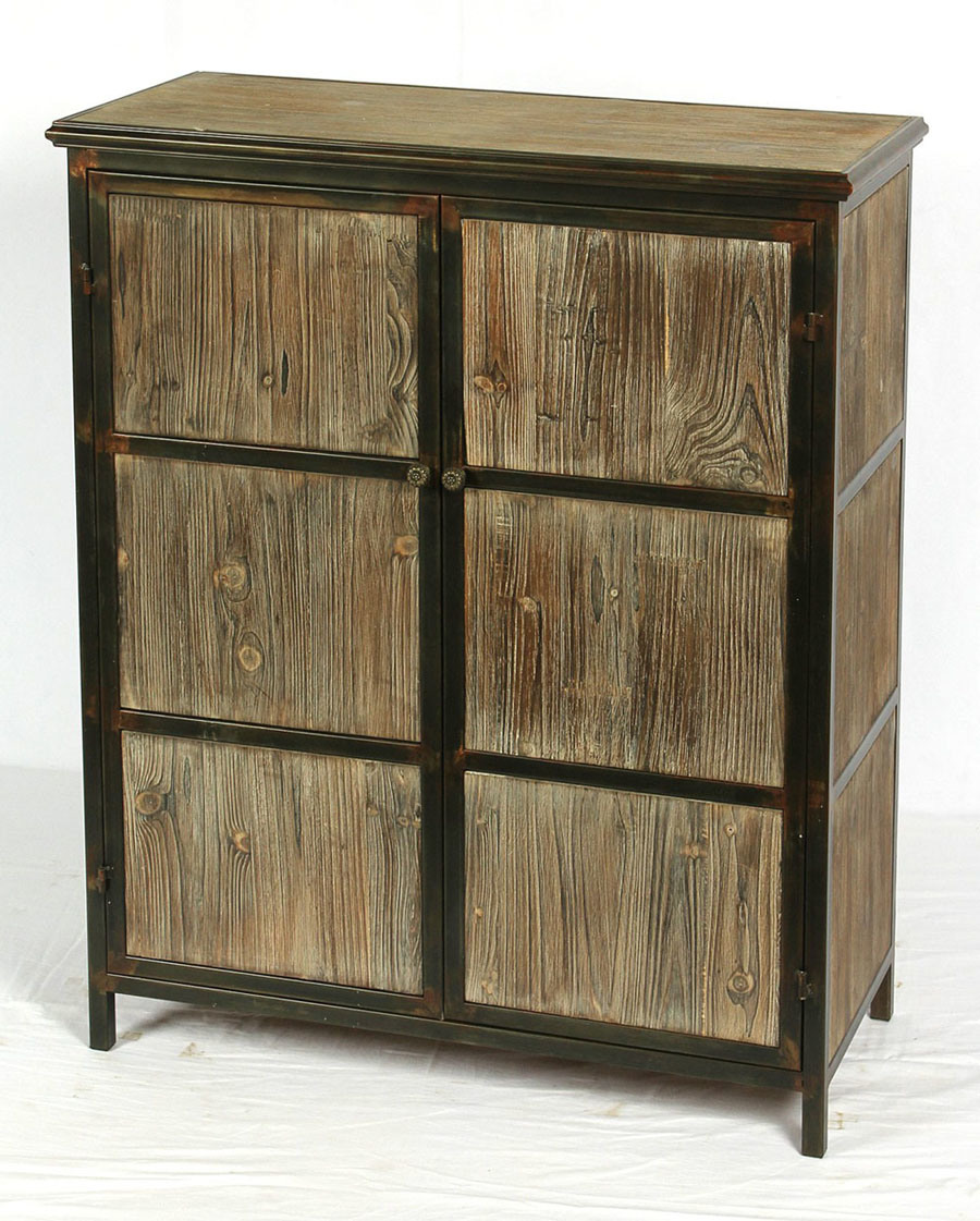 Antique Design House Home Furniture Wood Cabinet