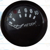 "3/8"" 60mm Oil Pressure Gauge with Inductance"