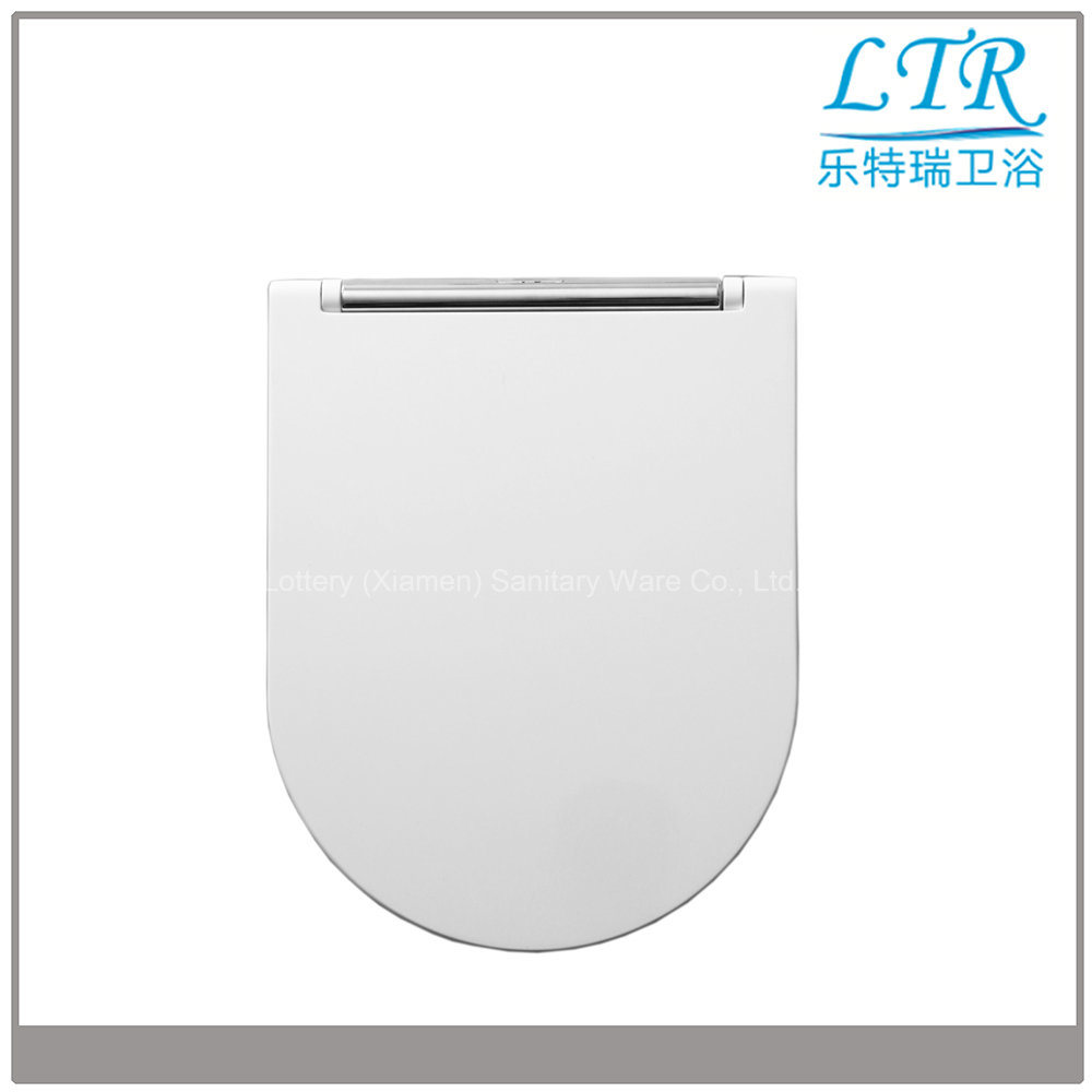 Sanitary Ware Bathroom Two Pieces Ceramic Toilet Seat