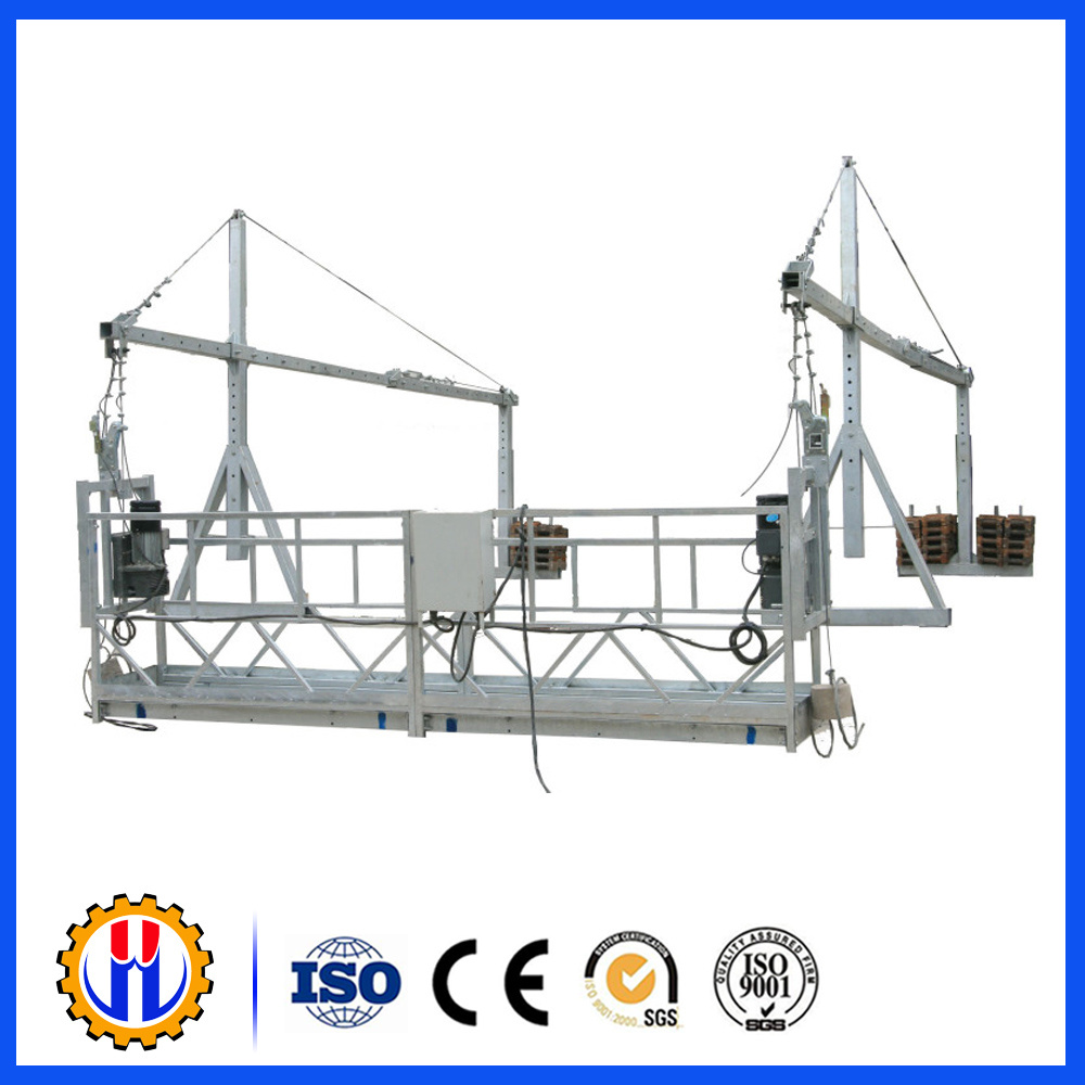 Zlp500/Zlp630 Gondola Window Cleaning Suspension Platform