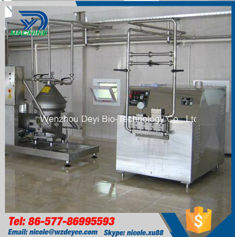 Ice Cream High Pressure Homogenizer