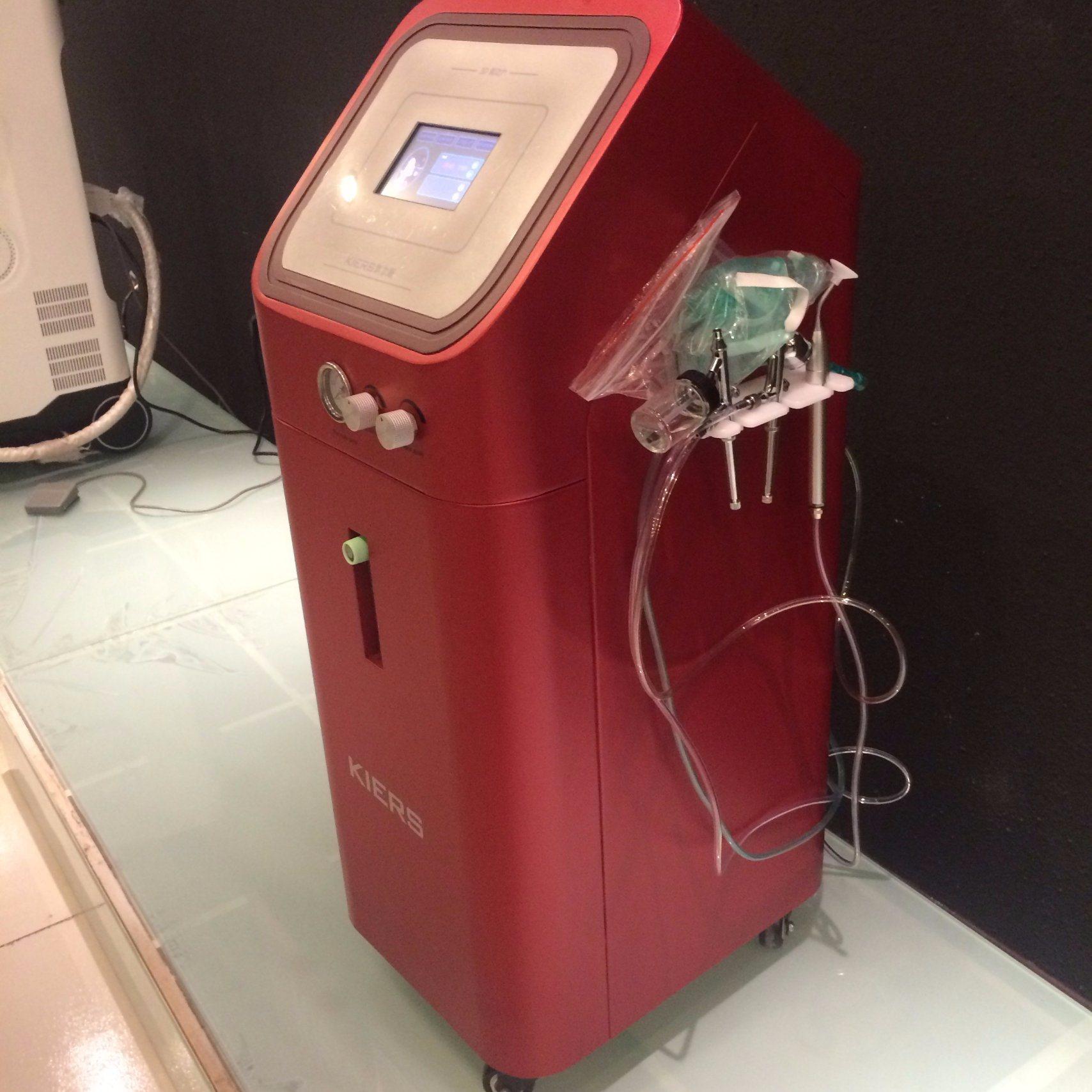 High Purity Oxygen Skin Rejuvenation Beauty Salon Machine