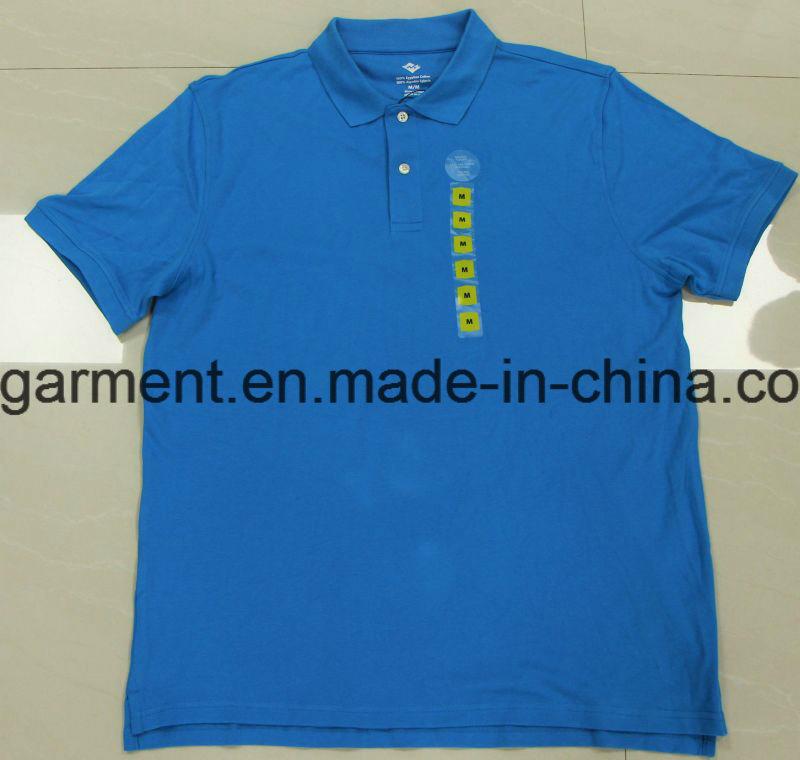 Cheaper Price Polo for Man, Wholesale Goods, Stock Garment