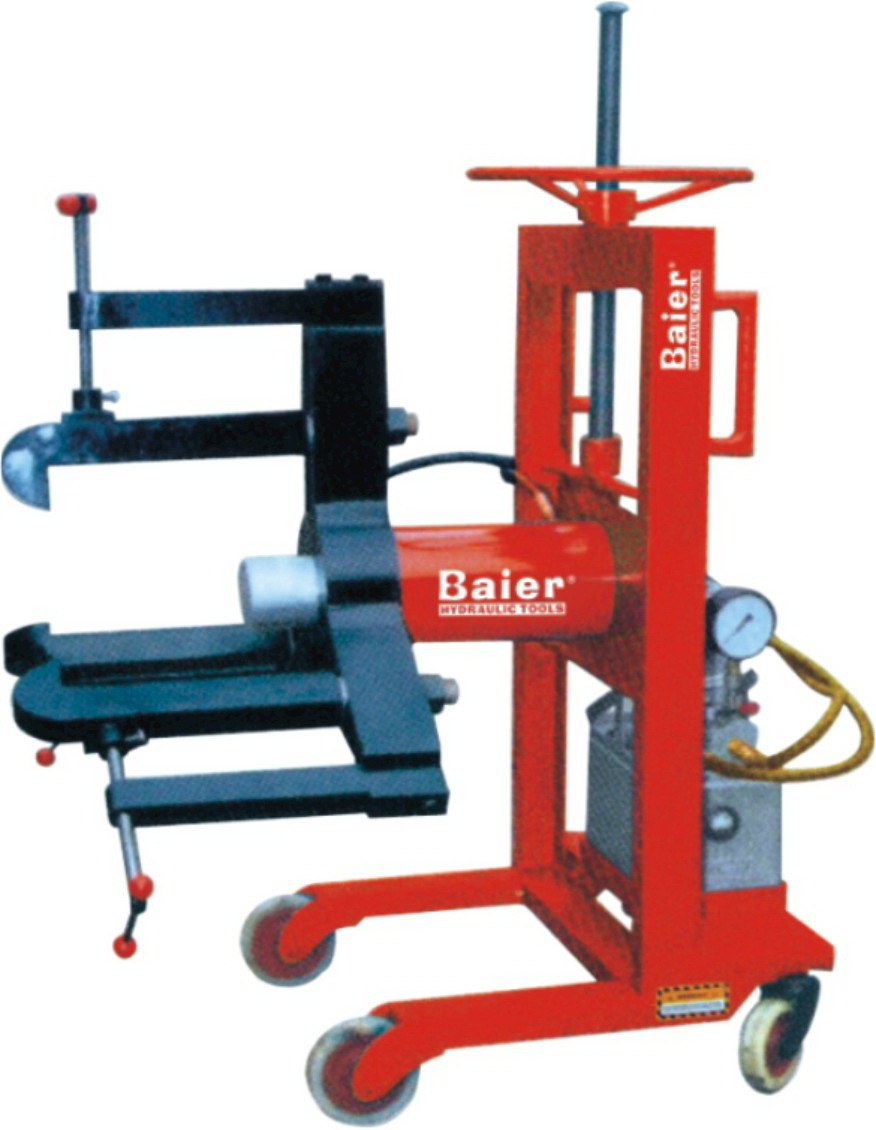 Auto-Centering Hydraulic Pump Hydraulic Puller Bearing Puller Industrial Use Device Manufacture 5 Ton to 100 Tons