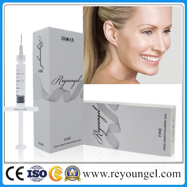 Sodium Hyaluronate Acid Filler Gel Ha Dermal Filler