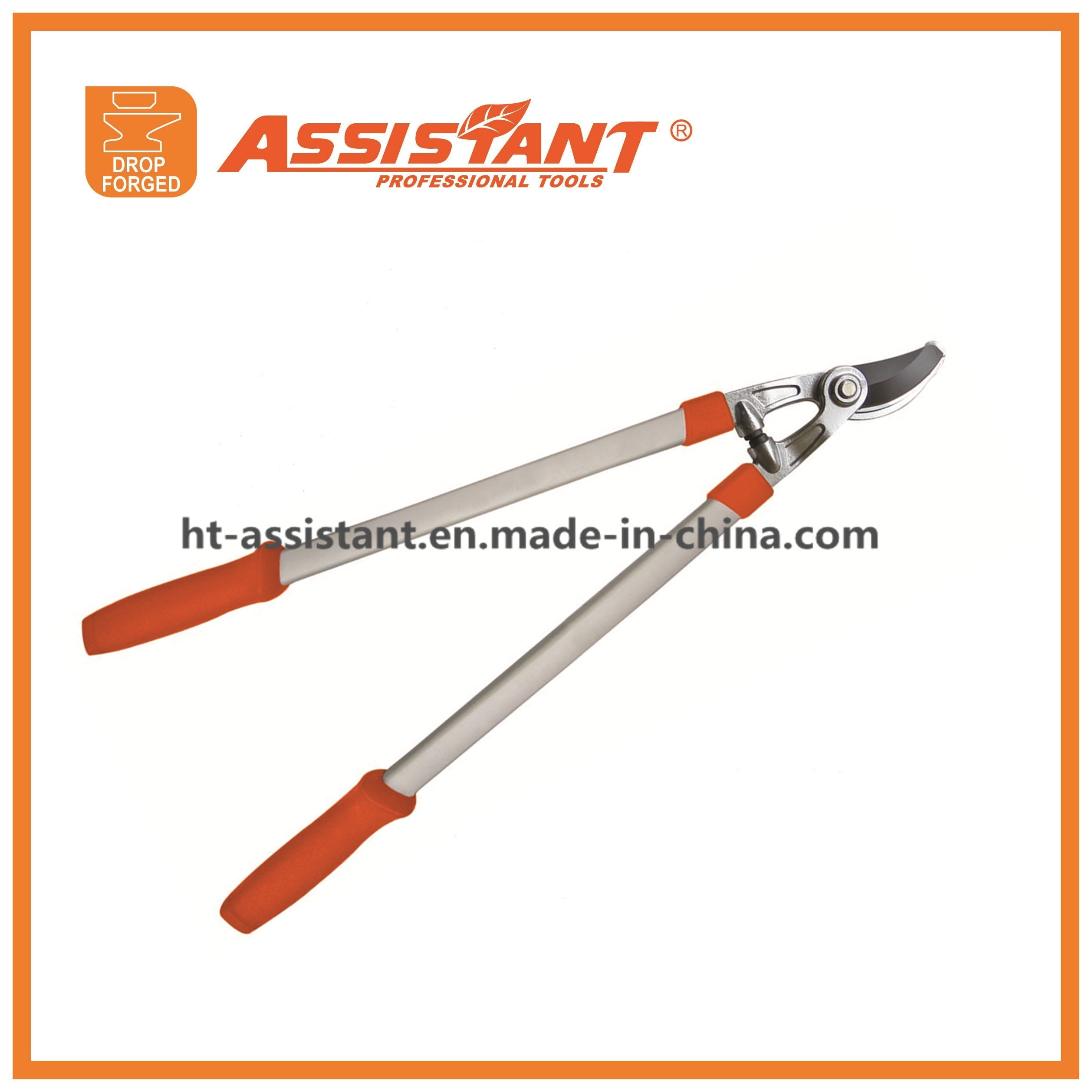 Gear Drive Lopping Shears Vineyard Pruning Compound Anvil Loppers