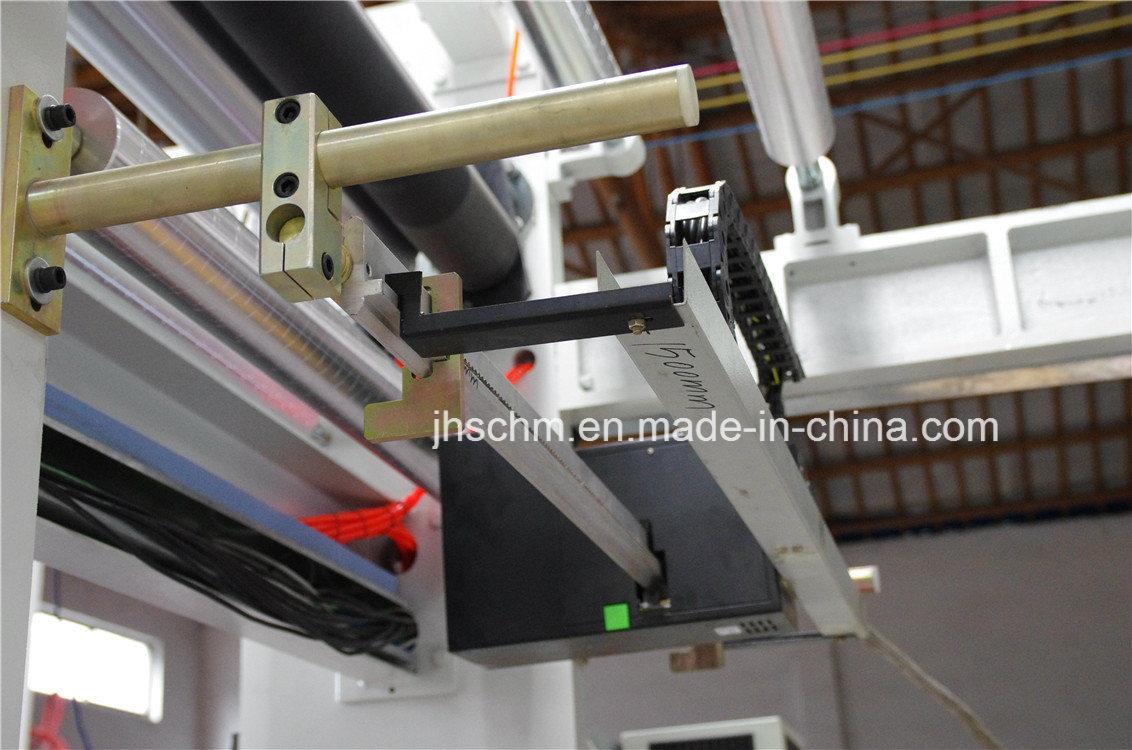 Automatic Plastic Package Rotogravure Printing Machine