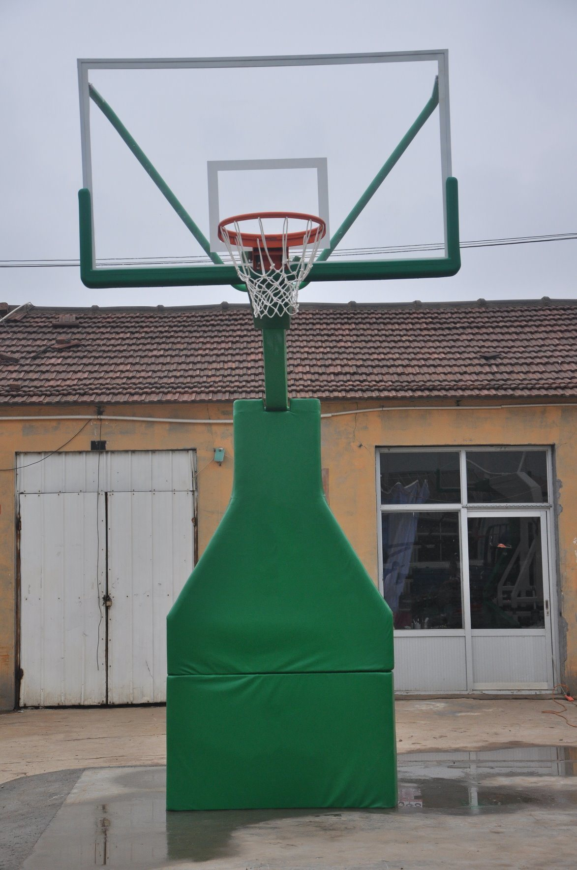International Standard Best Basketball System Portable Basketball Stand
