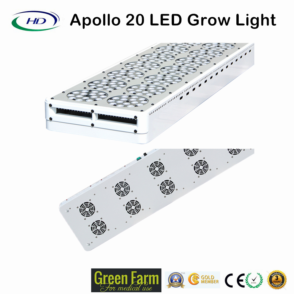 Hi-Power 750W LED Grow Light Apollo 20 for Indoor Growth