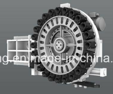 Popular Big Model CNC Vertical Milling Machine Center CNC Machining Machine Tool EV1580m