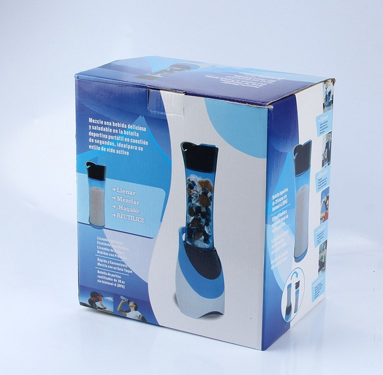 High Quality 0.6L 300W Plastic Electric Juicer Mini Blender