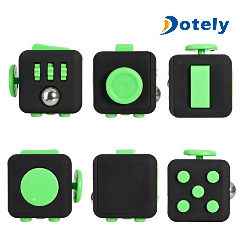 Fidget Cube Focus Toys Stress Ball for Release Pressure