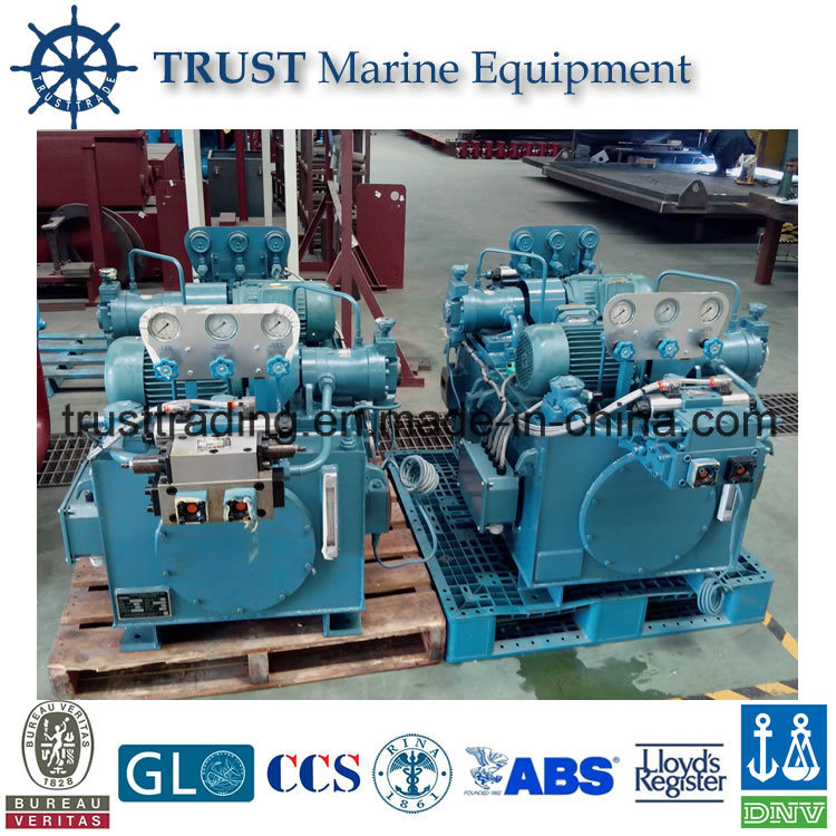 Swing Type Marine Electro Hydraulic Steering Gear