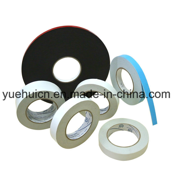 Easy Tear Strong Holding Double Sided Tissue Adhesive Tape