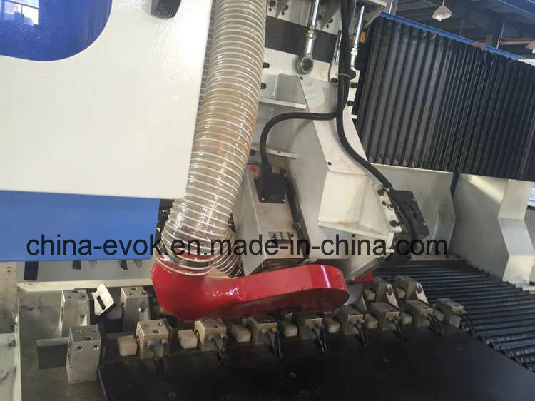 CNC High Speed Auatomatic Woodworking Dual Saw Cutting Machine Tc-850