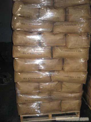 Carbon Black N220, N330, N550, N770, N990