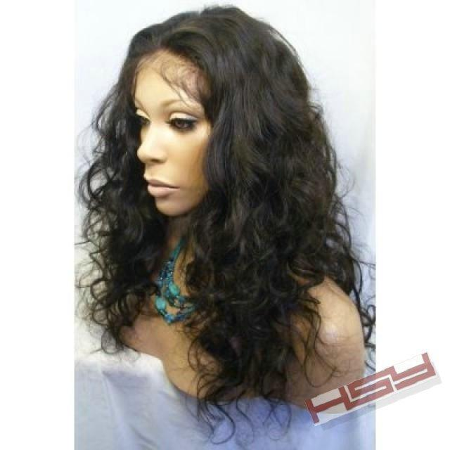 Lace Front Human Hair Wigs 27