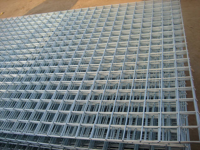 China Factory Galvanized Welded Wire Mesh Panels
