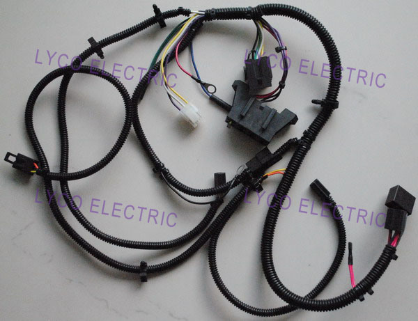 wire harness for salt spreader china wire harness electrical wire harness