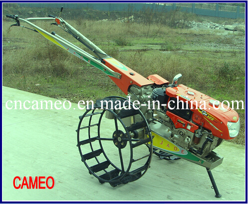 Cp131 7HP-14HP Diesel Hand Tractor Water Cooled Farm Tractor Agriculture Tractor Diesel Small Tractor