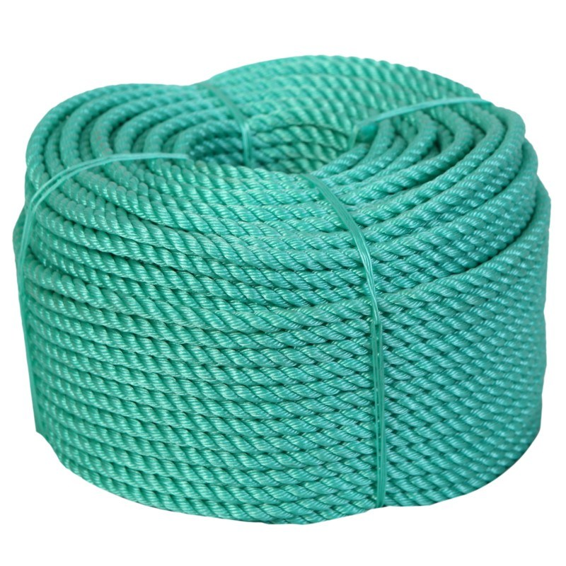 Colourful Quality PP Danline Rope with Lead