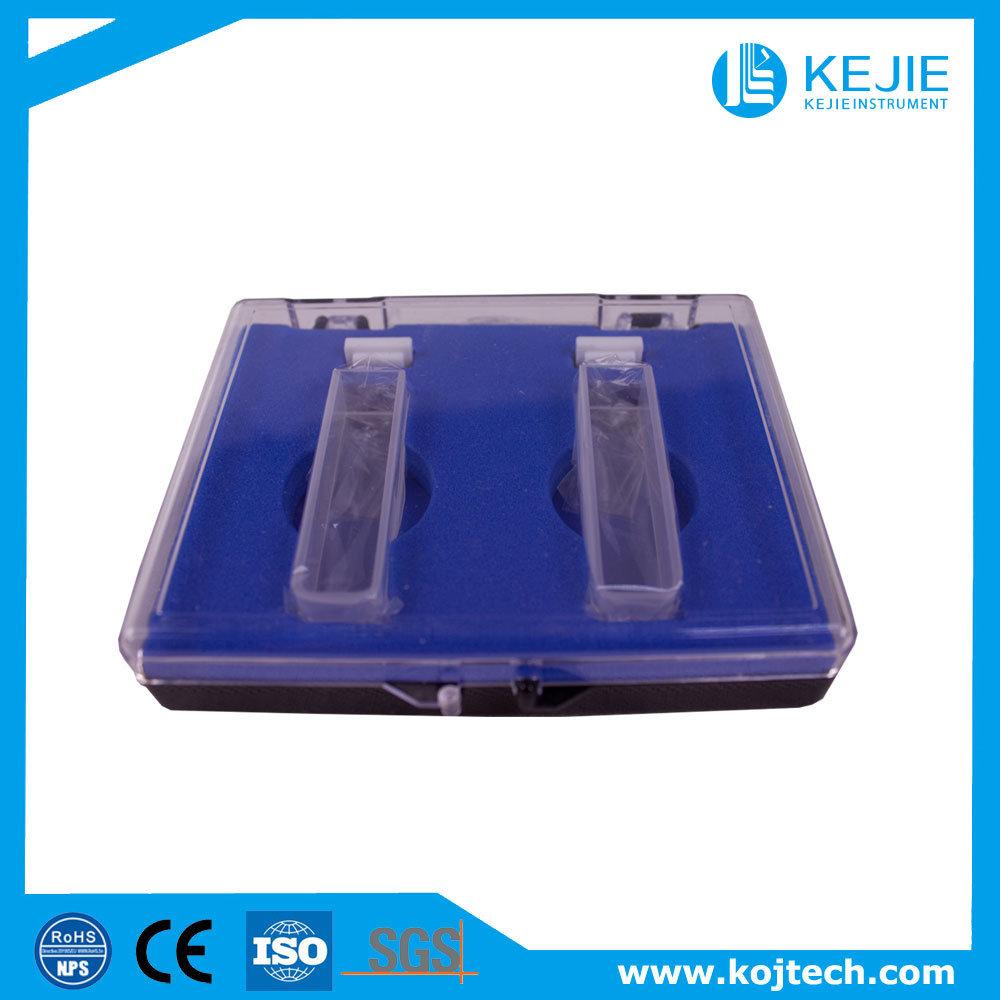 Quartz and Glass Cuvette/Cuvette/Laboratory Instrument