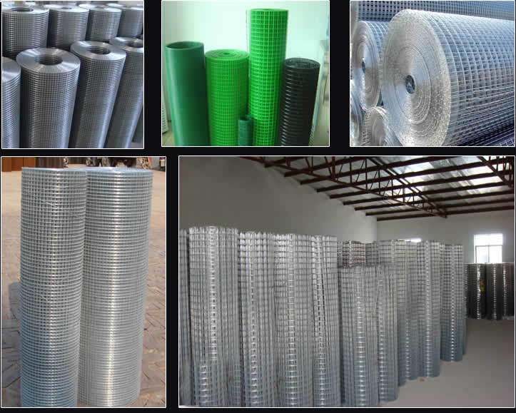 Reforcement Welded Wire Mesh Panels