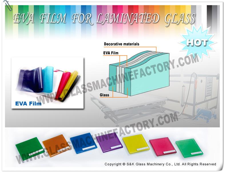 High Quality EVA Glass Laminated Film