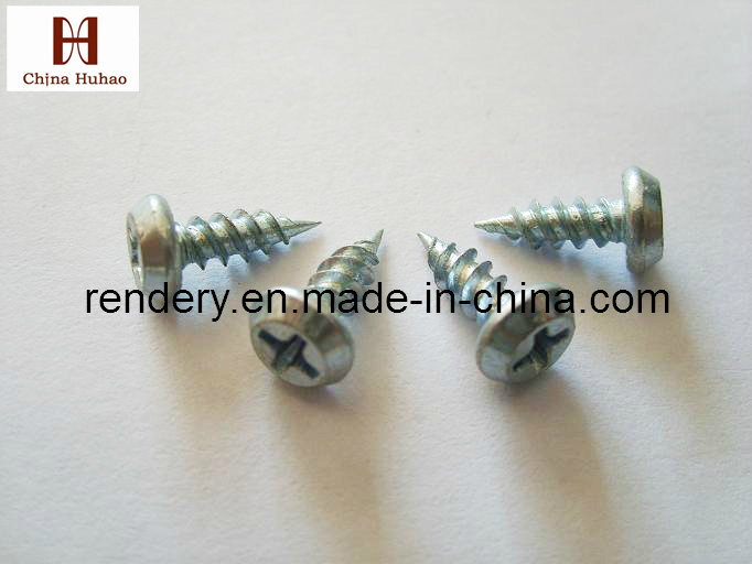 Phillips Pan Framing Head Self Tapping Screw