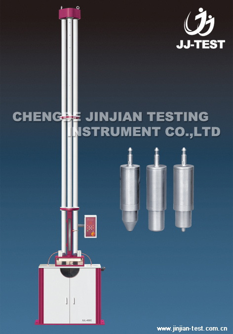 Falling Weight Impact Tester for Plastic Pipes