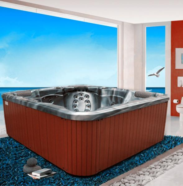Balboa Jacuzzie SPA Hot Tub Outdoor Whirlpool
