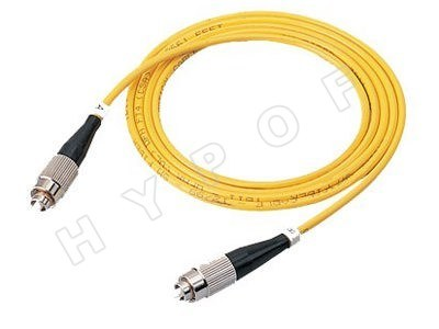 Plastic Optical Fiber Cables (FC Connector)