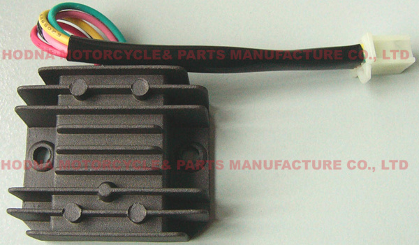 How to convert 6V to 12V - Motorcycle Parts Cg 125 Rectifier
