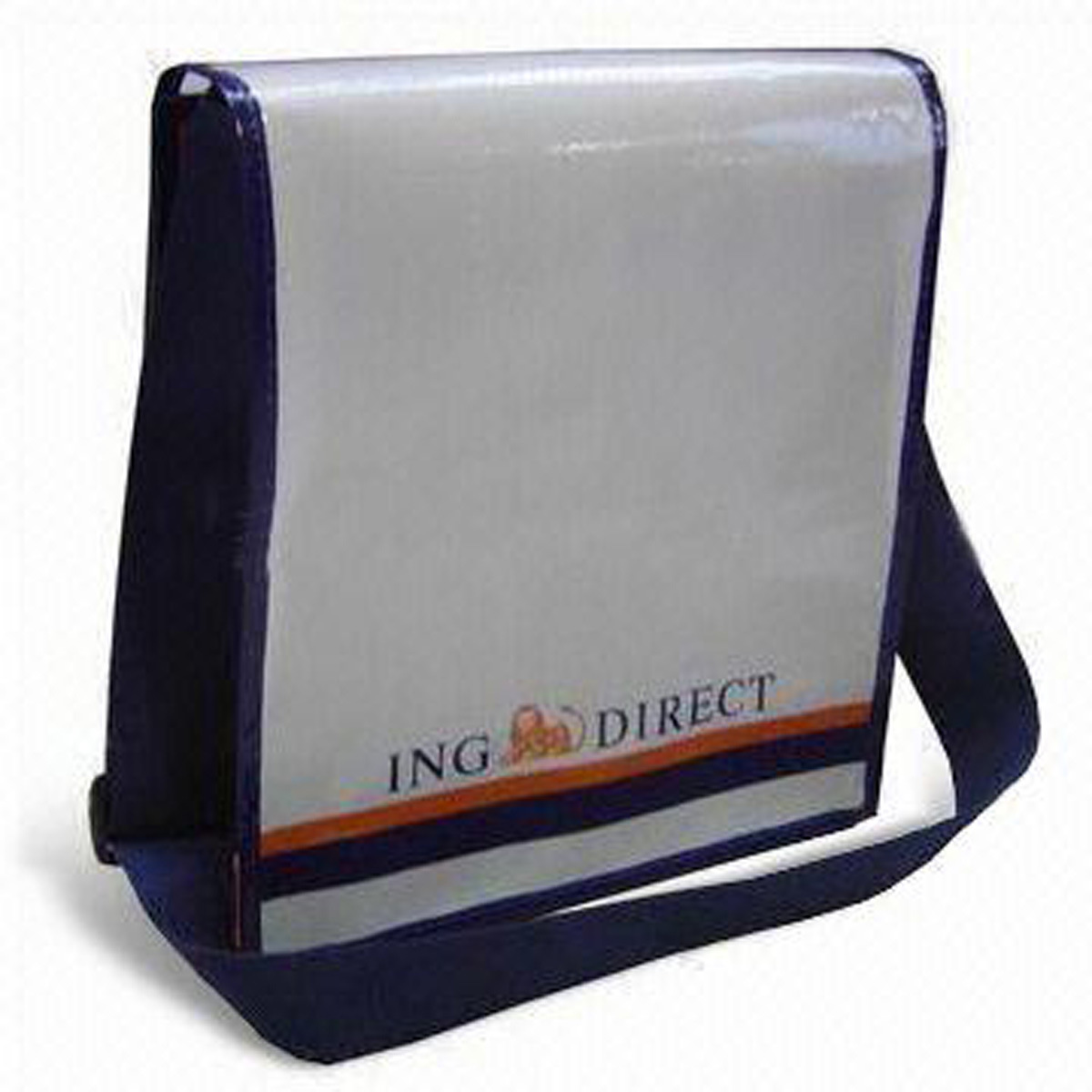Printed Non Woven Shoulder Messenger Bag (13031101)