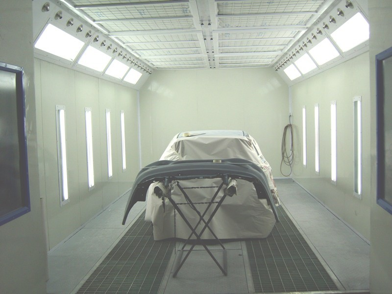 Environmental Car Spray Booth/ Btd Auto Paint Booth with CE