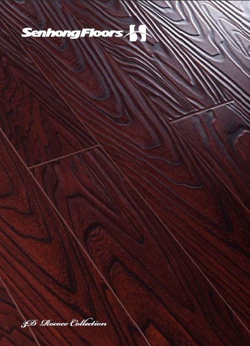 China 3d rococo collection laminate flooring china for 3d laminate flooring