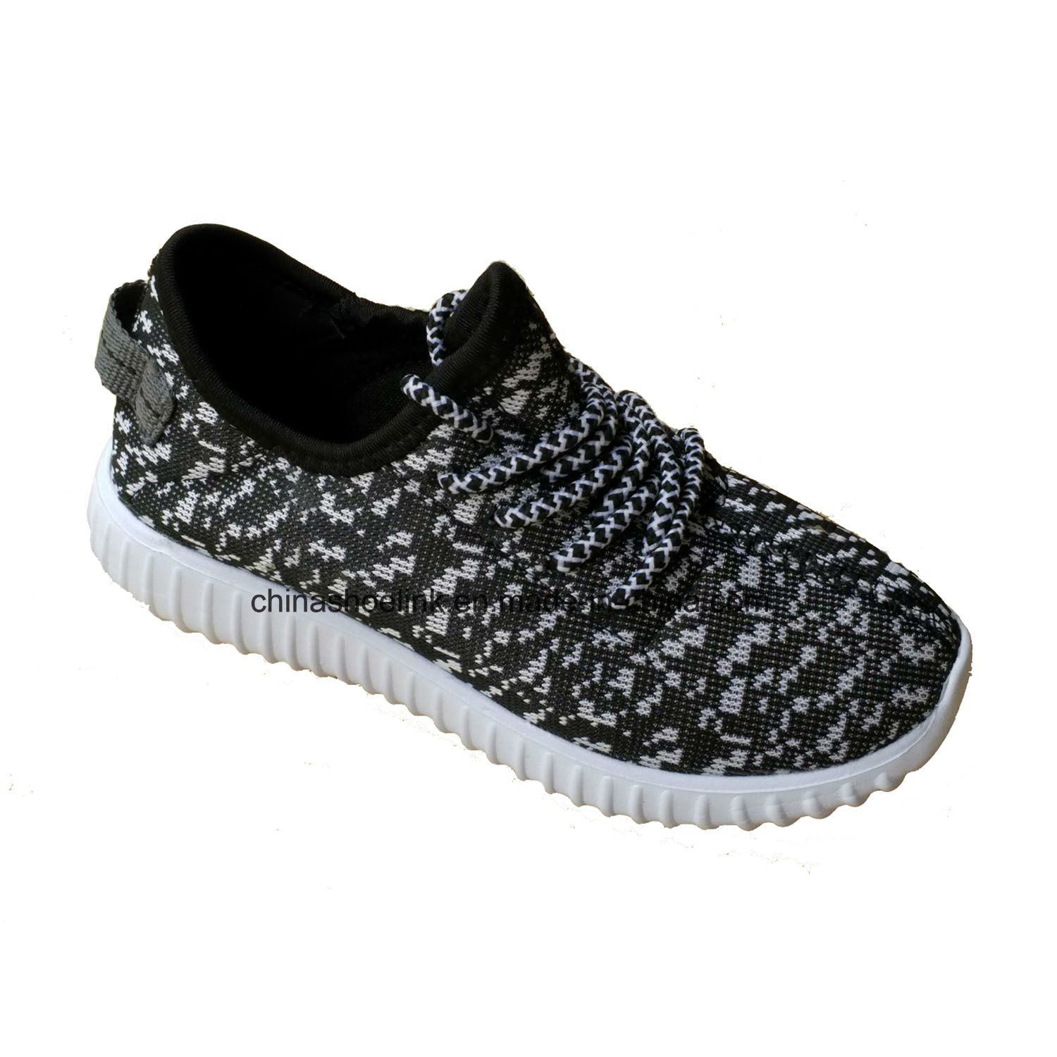 Fashion Spring&Summer Knitting Leisure Comfort Casual Shoes Manufaturer for Children