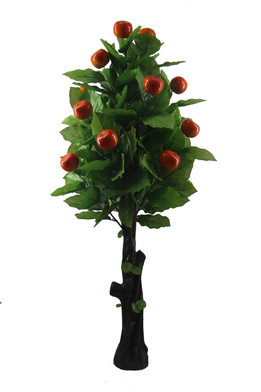 Indoor Fruit Plants ... Orange Tree/Likelife Fruit Plant/Artificial Fruit Tree (JTLB-0242