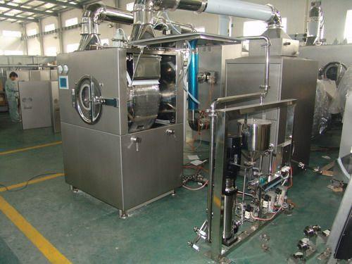 Bgb (W) -D High-Efficiency Film-Coating Machine for High Quality