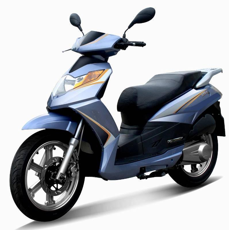 china 50cc gas motor scooter china scooter scooters. Black Bedroom Furniture Sets. Home Design Ideas