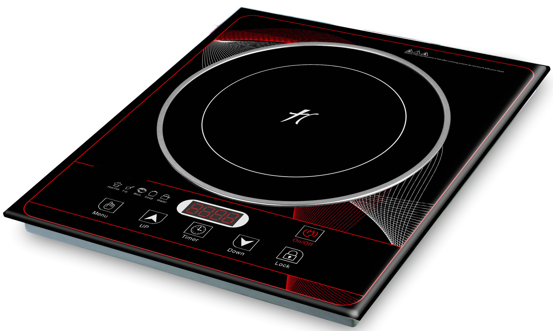 china induction cooker fh 20a60r china induction cooker home appliance. Black Bedroom Furniture Sets. Home Design Ideas