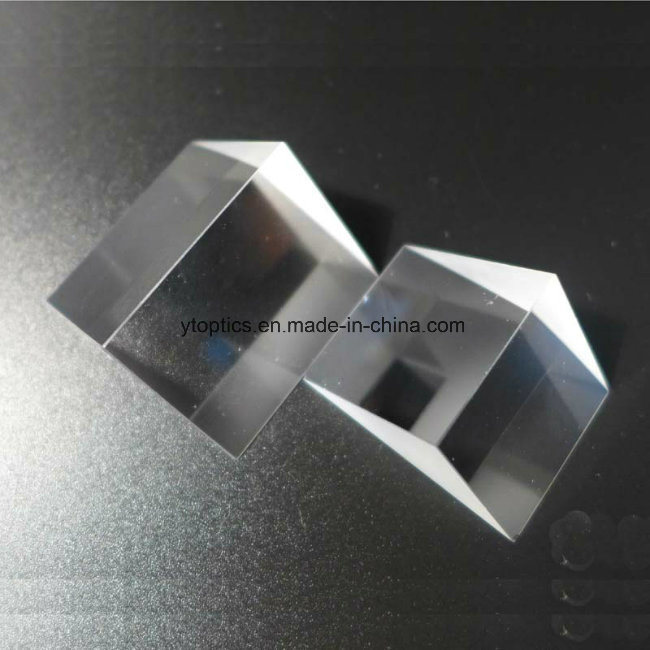 Fused Silica Optical Prism, Right Angle Prism Triangular Prism