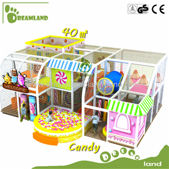 Dreamland New Design Children Amusement Soft Indoor Playground