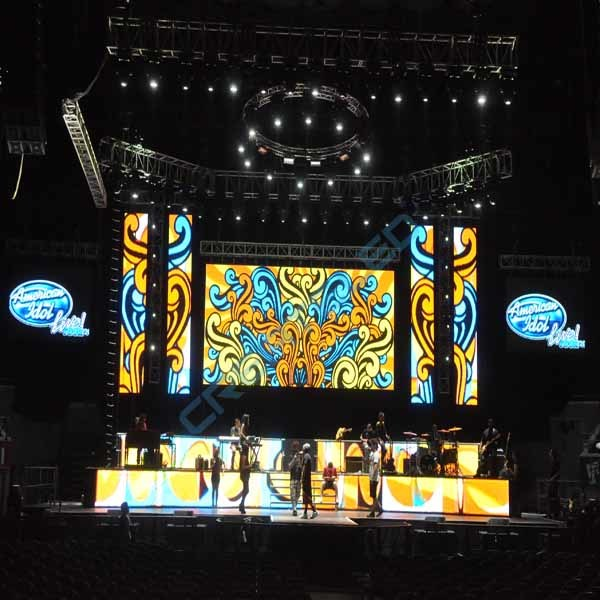 Indoor Full Color LED Video Display for Stage (AirLED-6)