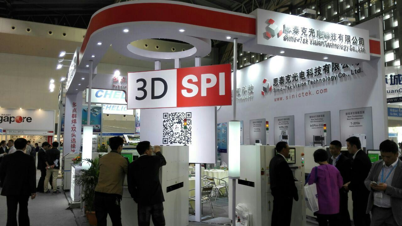 3D Solder Paste Inspection Machine Special Use for LED
