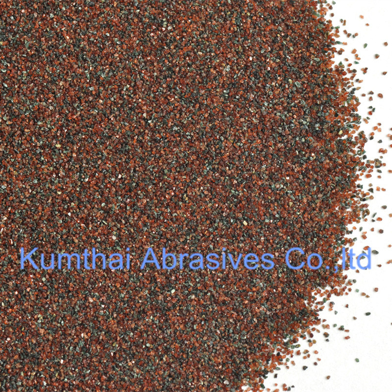 Natural Abrasive Garnet for Waterjet Cutting.