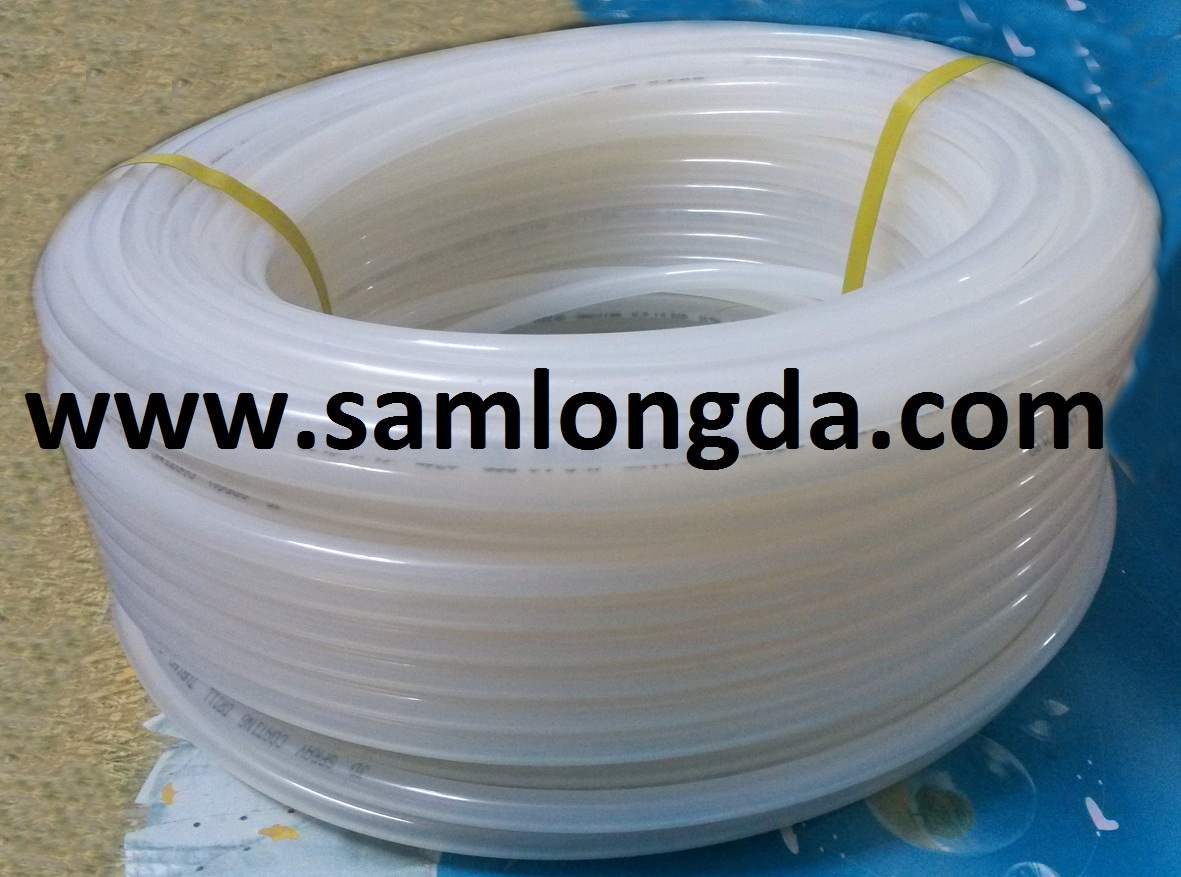 Solvent Painting Hose with PA+PU Structure